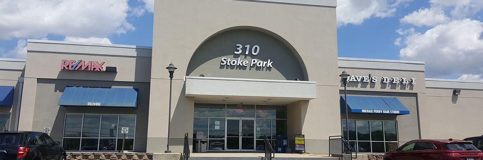310 Stoke Park Road