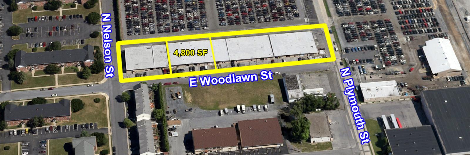 1401 E Woodlawn Street