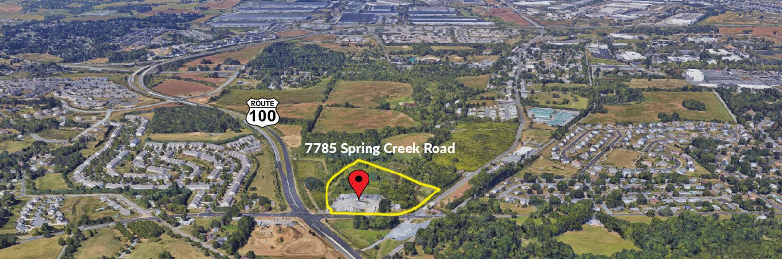 7785 Spring Creek Road